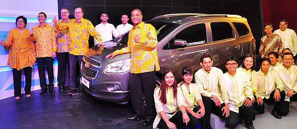 TopGear.com.ph Philippine Car News - Chevrolet to bring subcompact MPV to PH market