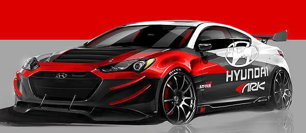TopGear.com.ph Philippine Car News - Hyundai, ARK Performance reveal Genesis R-Spec