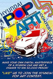 TopGear.com.ph Philippine Car News - Hyundai PH stages digital art contest