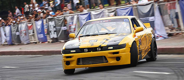 TopGear.com.ph Philippine Car News - Fourth round of 2012 Lateral Drift series heads to Marikina