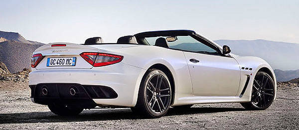 TopGear.com.ph Philippine Car News - Maserati debuts GranCabrio MC