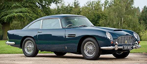 TopGear.com.ph Philippine Car News - Paul McCartney's Aston Martin DB5 to be auctioned off