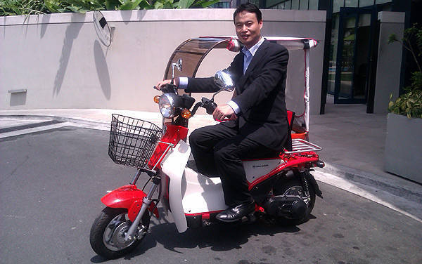 TopGear.com.ph Philippine Car News - Japan's #1 e-scooter manufacturer seeking to set up shop in PH