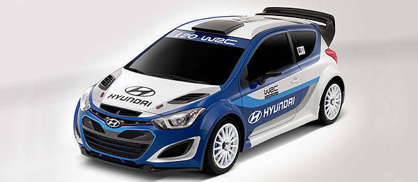 TopGear.com.ph Philippine Car News - Hyundai to compete again in WRC
