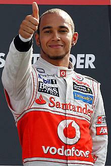 TopGear.com.ph Philippine Car News - Lewis Hamilton to race for Mercedes AMG Petronas from 2013 Formula 1 season