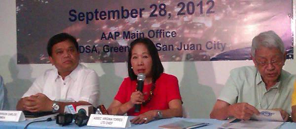 TopGear.com.ph Philippine Car News - All agog over LTO AO15