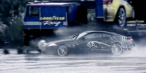 Jaguar Drift Fest