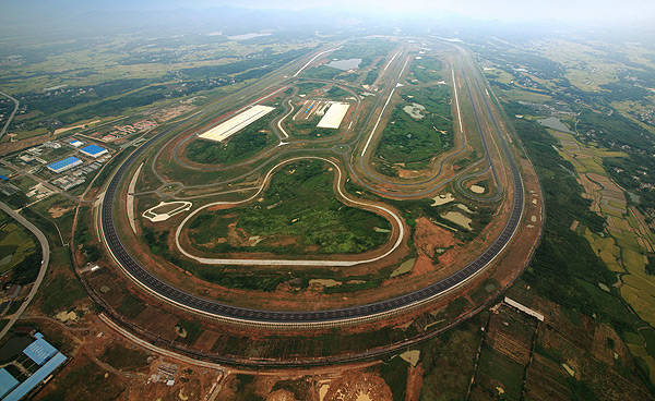 TopGear.com.ph Philippine Car News - GM, Chinese partners open China's largest proving ground