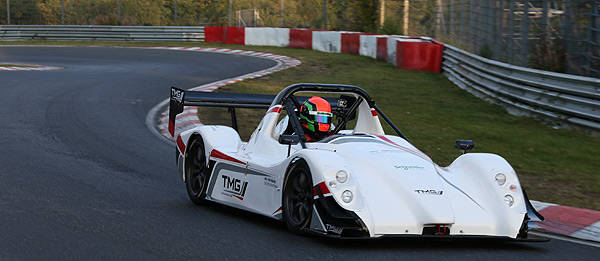 TopGear.com.ph Philippine Car News - Toyota electric vehicle breaks Nurburgring record