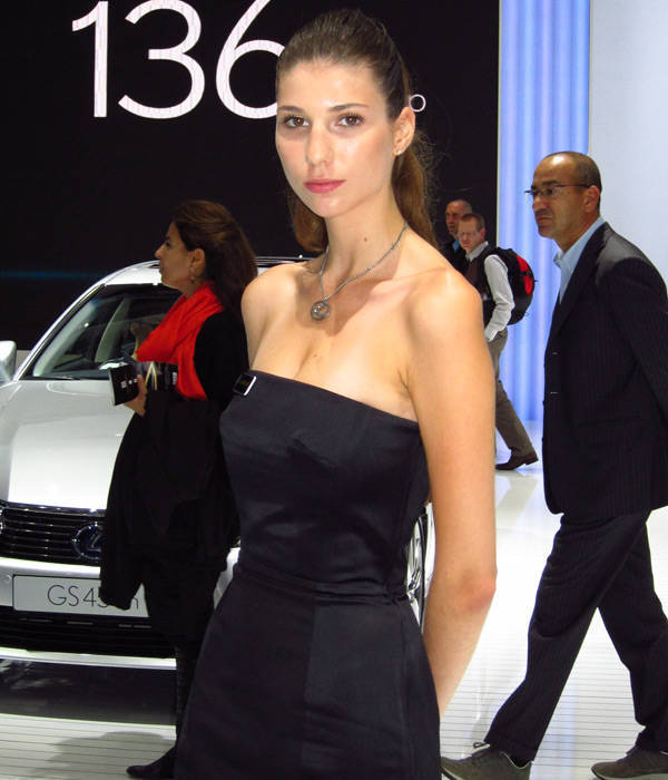 Lexus babe