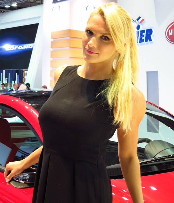 Ligier babe