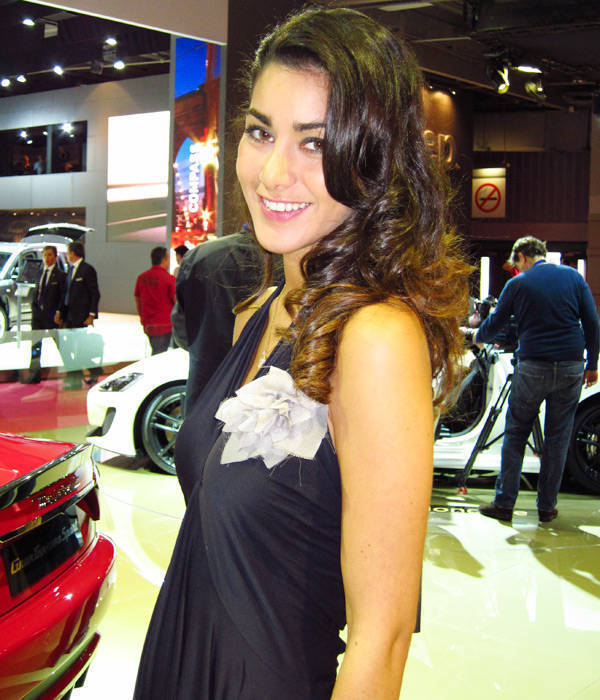 Maserati babe