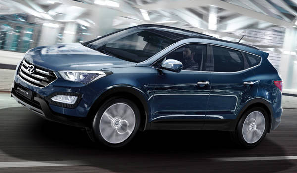 Hyundai PH Releases Specs And Prices Of 2013 Santa Fe