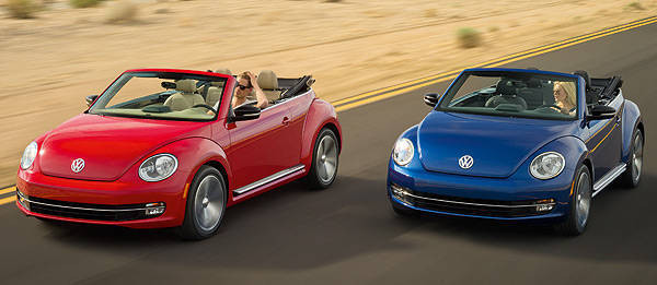 TopGear.com.ph Philippine Car News - LA preview: Volkswagen Beetle Cabriolet