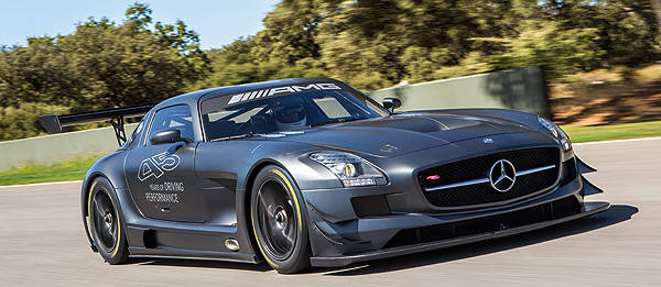 TopGear.com.ph Philippine Car News - Mercedes-Benz to produce limited-edition SLS AMG GT3