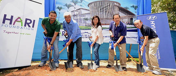 TopGear.com.ph Philippine Car News - Hyundai PH breaks ground for its Hyundai Center for Green Innovation
