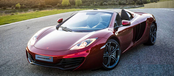 TopGear.com.ph Philippine Car News - All 12 limited-edition Neiman Marcus McLaren 12C Spider snapped up