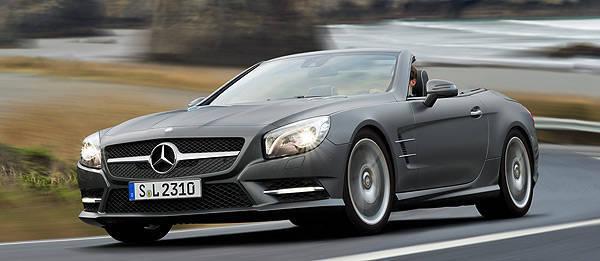 "TopGear.com.ph Philippine Car News - Mercedes-Benz recalls 2013 SL-Class for using ""flammable"" refrigerant"