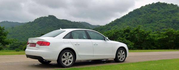 Audi A4 Styling