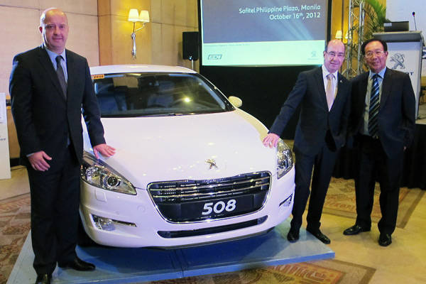 Peugeot announces Philippine comeback
