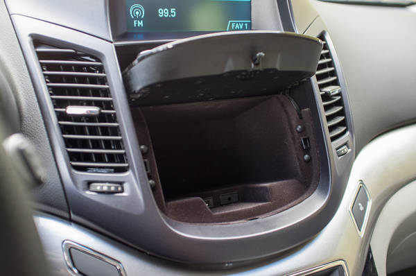 Chevrolet Orlando's Extra Feature