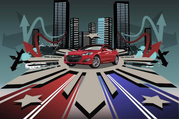 Hyundai POP Art