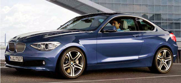 BMW to launch even-numbered series