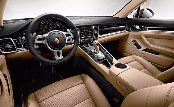 TopGear.com.ph Philippine Car News - Porsche creates limited-edition Panamera model