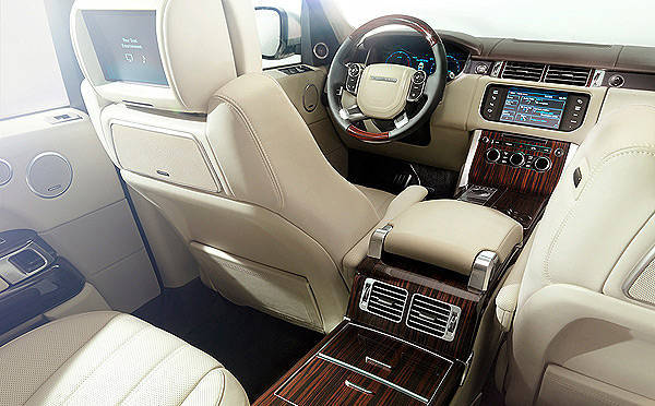 TopGear.com.ph Philippine Car News - All-new Range Rover to make use of low-carbon leather