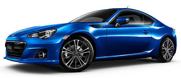 TopGear.com.ph Philippine Car News - Subaru developing turbo engine for BRZ - report