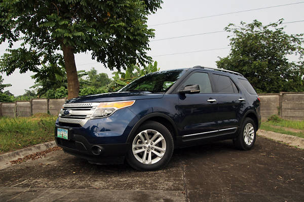 Review Ford Explorer 2 0l Gtdi Xlt At With Ecoboost
