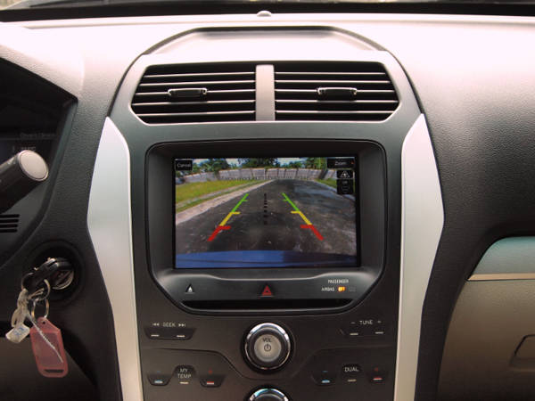 Ford Explorer's Extra Features