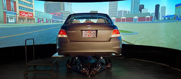 TopGear.com.ph Philippine Car News - Honda develops advanced driving simulator