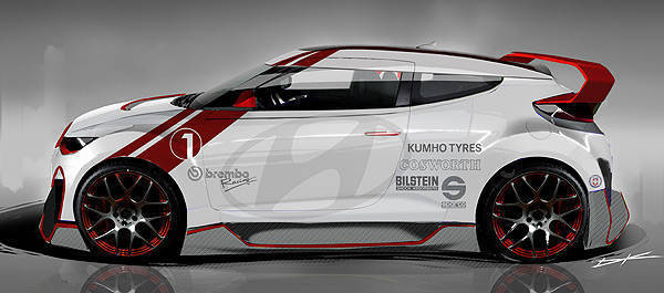 TopGear.com.ph Philippine Car News - SEMA preview: After Genesis Coupe, Hyundai now reveals tricked-out Elantra GT, Veloster concepts