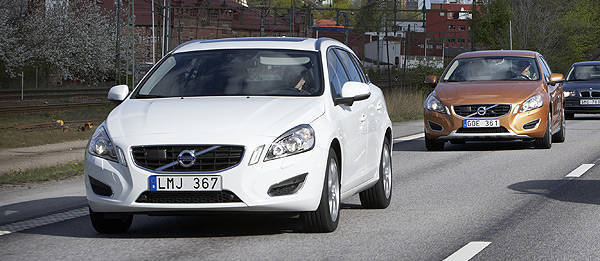 TopGear.com.ph Philippine Car News - Volvo to introduce technology that allows its cars to follow the vehicle in front