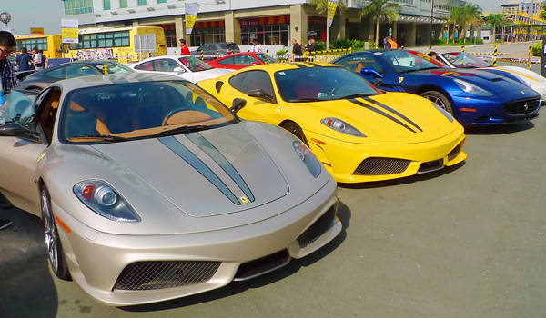 GRrrr Supercar Day