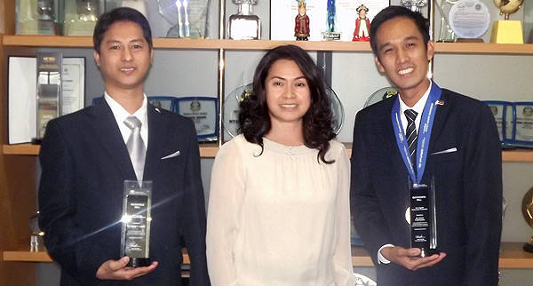 TopGear.com.ph Philippine Car News - Two Pinoys honored in first-ever Hyundai Service Advisor Championship