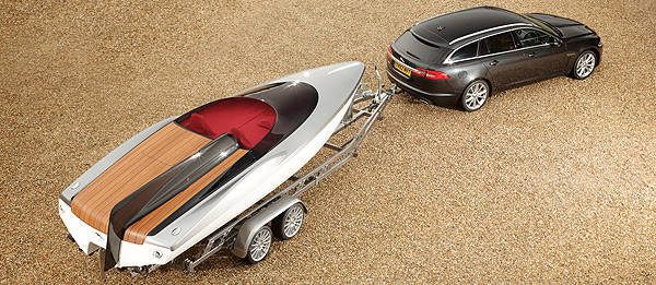 TopGear.com.ph Philippine Car News - Jaguar reveals its concept speedboat