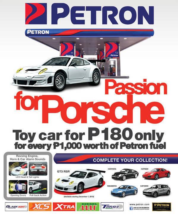 Petron Passion for Porsche