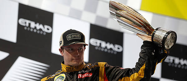 TopGear.com.ph Philippine Car News - Raikkonen gives Lotus F1 its first race win since 1987