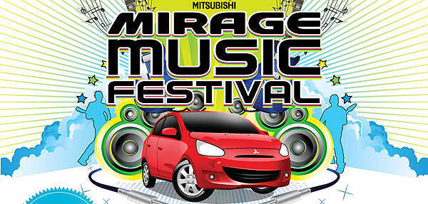 TopGear.com.ph Philippine Car News - Mitsubishi PH to mark Mirage launch with music fest and expo