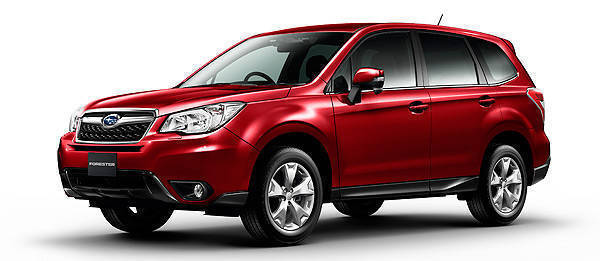 TopGear.com.ph Philippine Car News - Subaru to debut all-new Forester in Japan on November 13