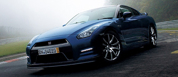 TopGear.com.ph Philippine Car News - Nissan updates GT-R for 2013