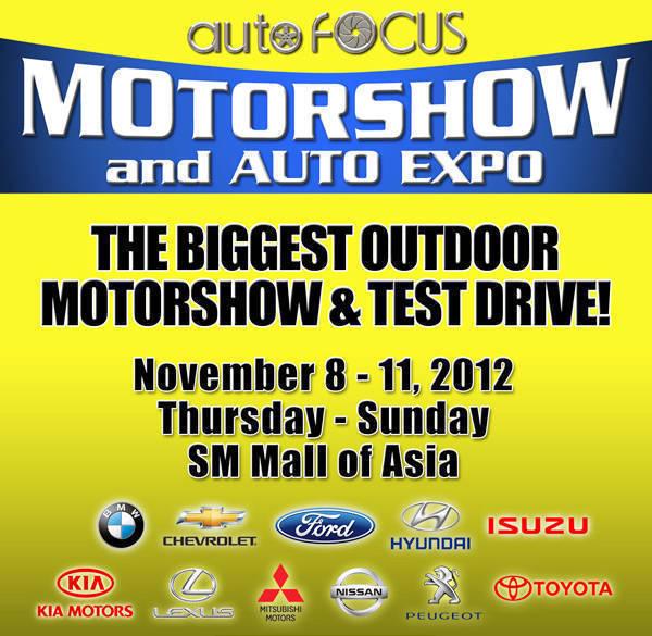 Auto Focus Motorshow & Auto Expo