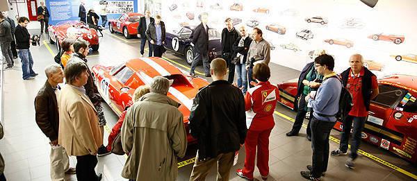 TopGear.com.ph Philippine Car News - Ferrari's exhibit of Pininfarina-designed cars draws record crowd