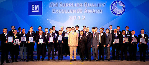 TopGear.com.ph Philippine Car News - Three PH companies named by GM Southeast Asia as its top suppliers