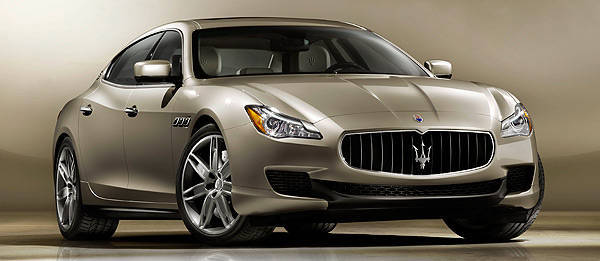 TopGear.com.ph Philippine Car News - Maserati reveals all-new Quattroporte