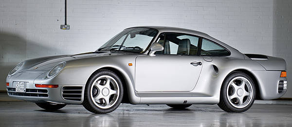 TopGear.com.ph Philippine Car News - Rare Porsche 959 sells for £308,000