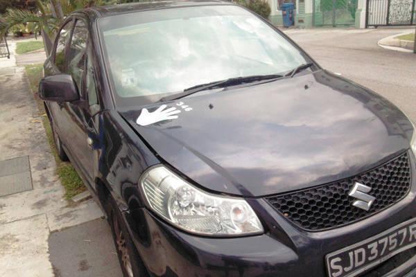 Chong Kait Chi's Suzuki SX4