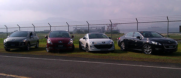 TopGear.com.ph Philippine Car News - Peugeot PH distributor reveals official prices of its products
